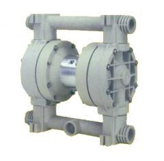 Selbstansaugende pneumatische Pumpe PP