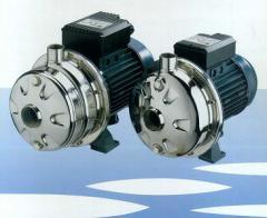 Spiralgehäuse-Pumpe CDX   (ein- oder zweistufig)