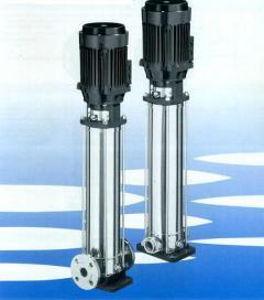 Vertikale Mehrstufen-Pumpe EVM