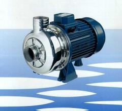 Spiralgehäuse-Pumpe mit offenem Laufrad DWO