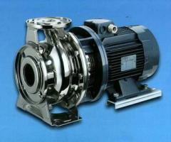 Spiralgehäusemonoblock-Pumpe 3S