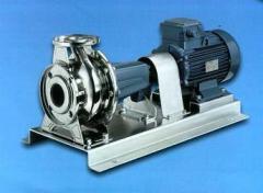 Spiralgehäuse-Pumpe 3P