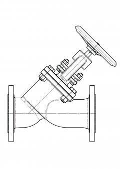 Rückschlagventile, Rückschlagklappen, Plattenschieber, Schmutzfänger, Pneumatikventile, Filter