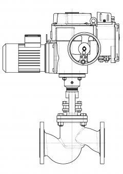 Faltenbalg-, Absperr- und Regulierventile, Schnellschliessende Ventile mit pneum. Antrieb, Rückschlagventile, Solenoidventile, Regulierhähne, Spezialventile