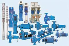 Prozess-Pumpen
